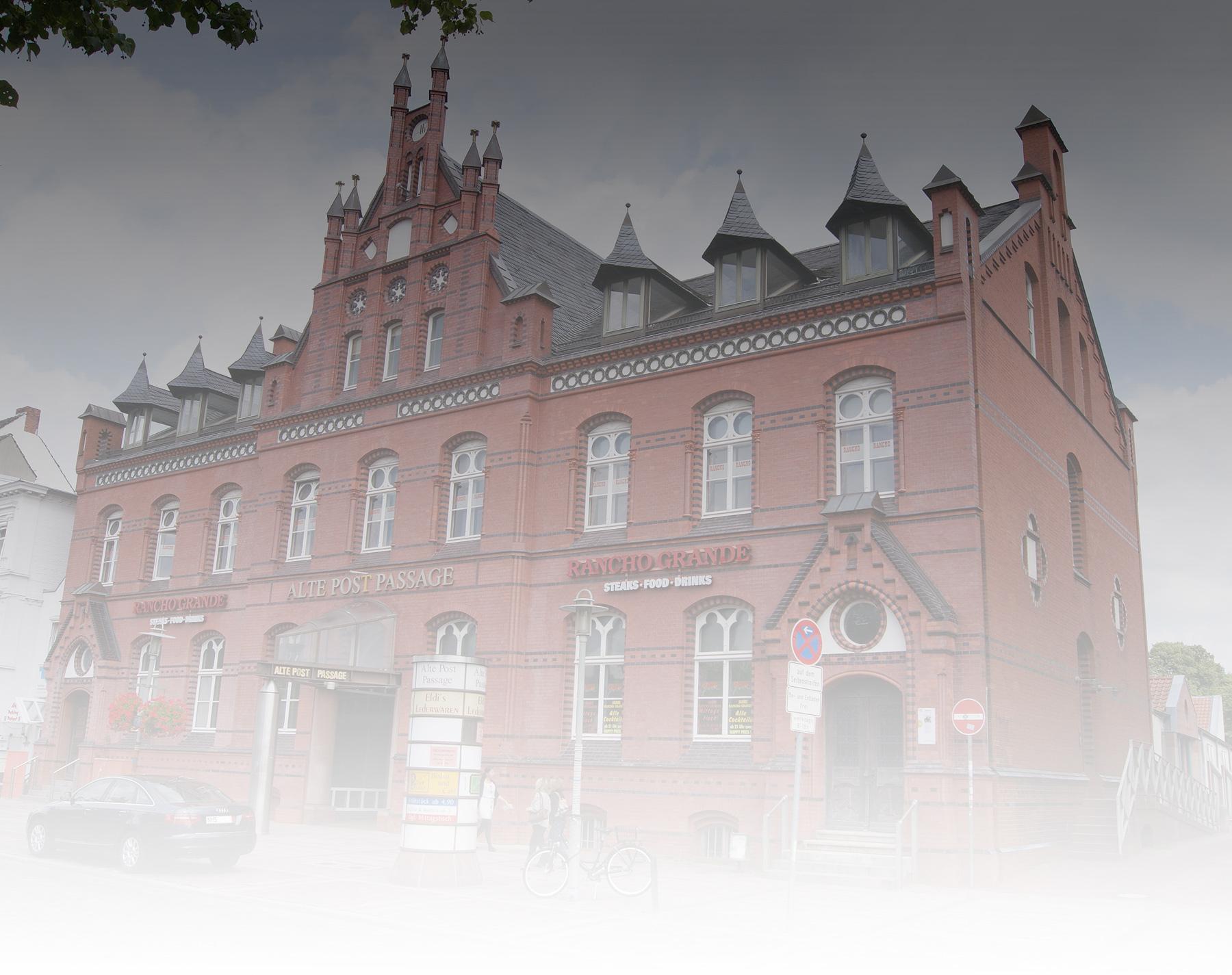 Fachanwalt für Strafrecht Dr. Böttner - alte Post, Neumünster