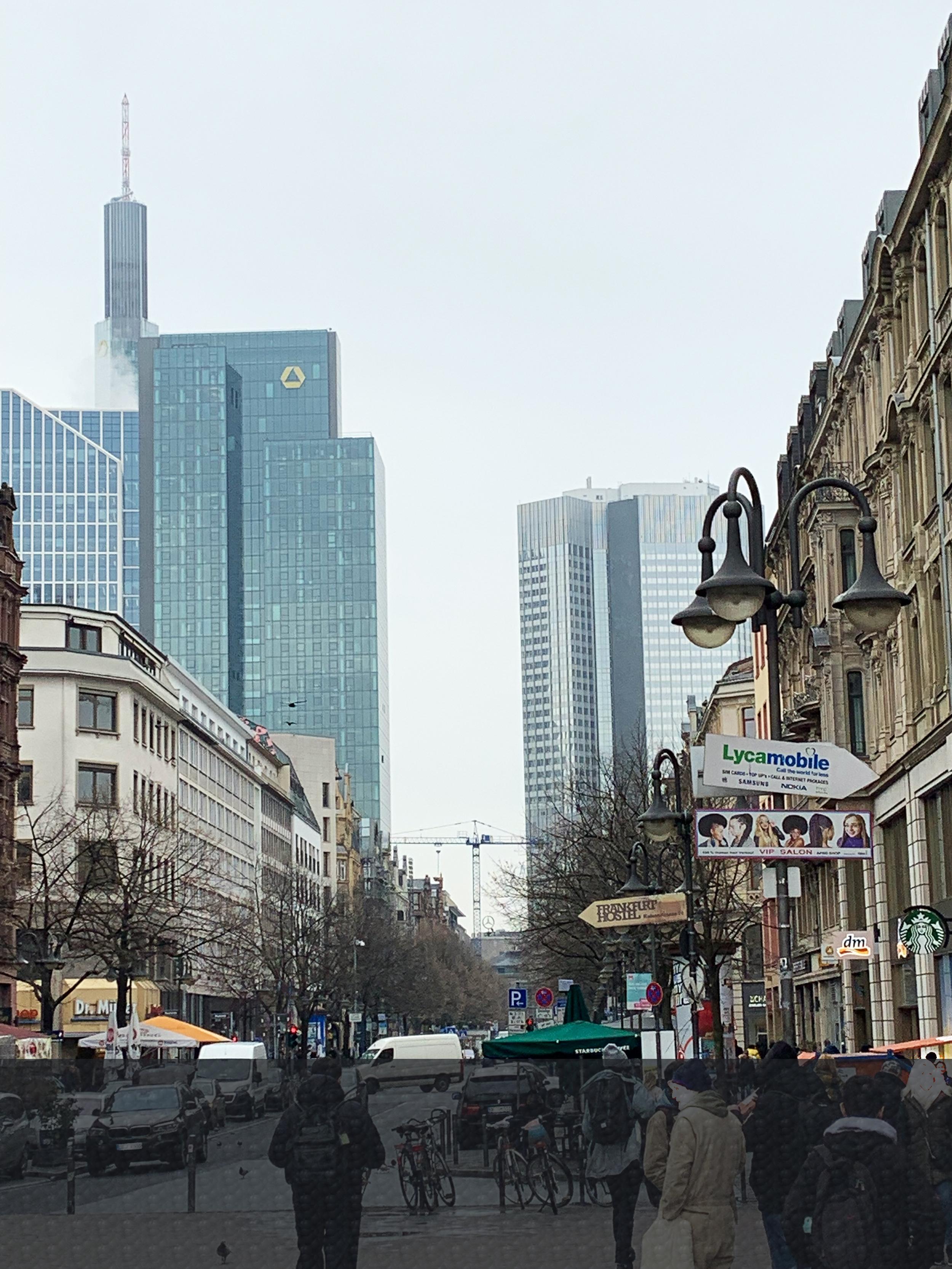 Strafverteidigung in Frankfurt